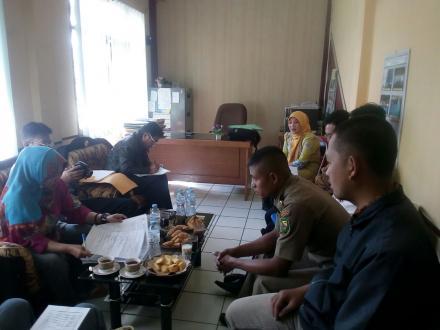 Monitoring dan Evaluasi Program Tingkat Kecamatan Banjaran