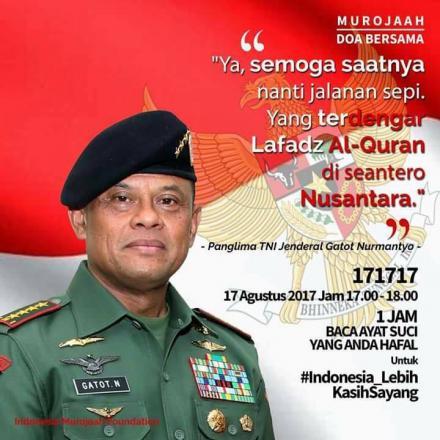 Istighotsah#INDONESIA untuk LEBIH KASIH SAYANG
