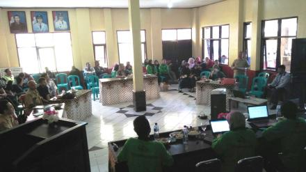 LOKAKARYA DESA : Penyelarasan RPJM Desa Kiangroke